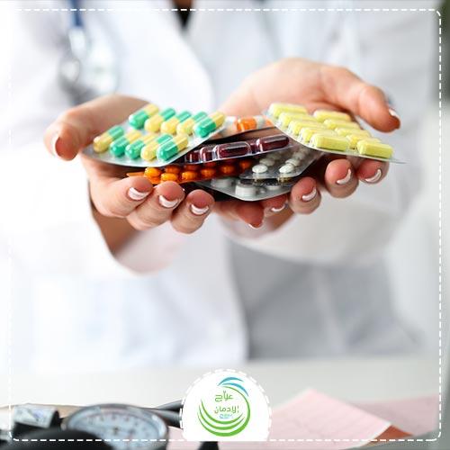 الأدوية التي تساعد على علاج ادمان حبوب ليريكا