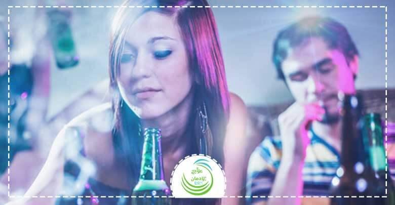 ادمان المراهقين والضغوط الأسرية