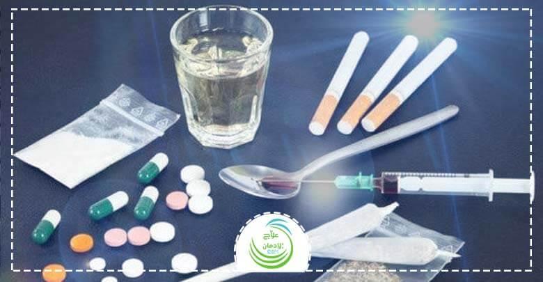 انواع المخدرات